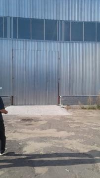Сдаётся производственно-складское помещение 1200 м2 - Фото 5