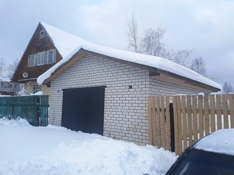 Брусовой дом на окраине г. Киржач - Фото 2
