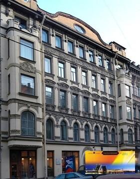 Комната на ул. Рубинштейна в историческом центре Петербурга - Фото 5