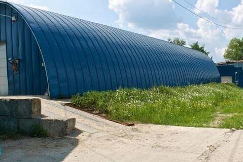 Склад 1 000 м2 с ж/д тупиком в Чехове - Фото 3