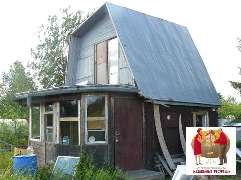 Дача с домом для ПМЖ в д. Панковка 9 км - Фото 1