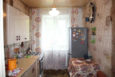 3-комнатная квартира пос. Малыгино, ул. Юбилейная, д. 12 - Фото 1