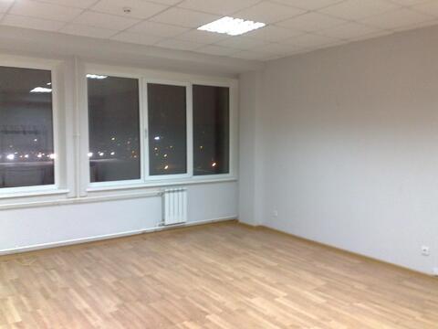 Сдаем помещение под банк 86.1 кв.м БЦ у метро Ленинский проспект - Фото 2