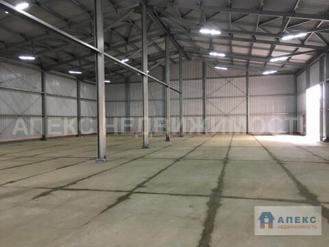 Аренда склада пл. 1200 м2 Видное Каширское шоссе в складском комплексе - Фото 4