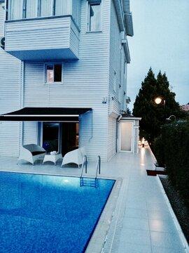 Анталия Лара 320 метров 6 комнат с мебелью бассейн паркинг - Фото 1
