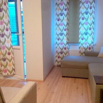 Уютная Квартира-Студия с 2 окнами в тихий двор! - Фото 1