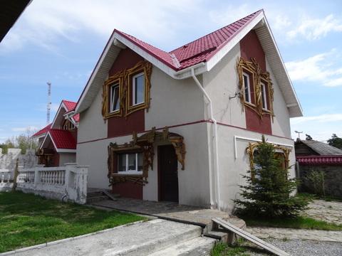 Шикарная усадьба, п. Сарапулка, 15 км от г. Березовский - Фото 3