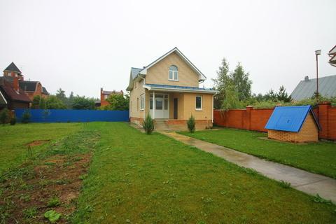 Дом в Тарасково, 121 м2 - Фото 1