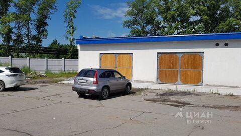 Продажа склада, Хабаровск, Ул. Краснореченская - Фото 1