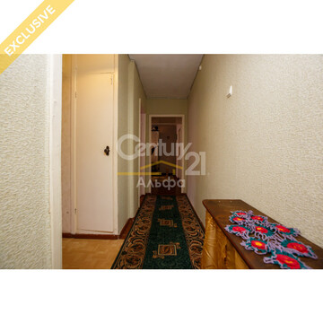 Продажа 3-к квартиры на 2/3 этаже в п. Шуя на ул. Советская, д. 4 - Фото 4