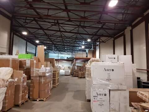 Аренда склада от 500 м2,м2/год - Фото 2