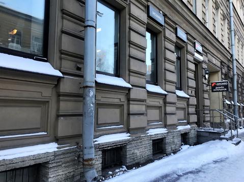 Аренда торгового помещения, м. Чернышевская, Ул. Шпалерная - Фото 3