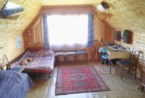 Каркасно-щитовой двухэтажный дом площадью 70 кв - Фото 5