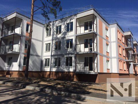 Продается большая евро-двухкомнатная квартира с двумя балконами - Фото 2