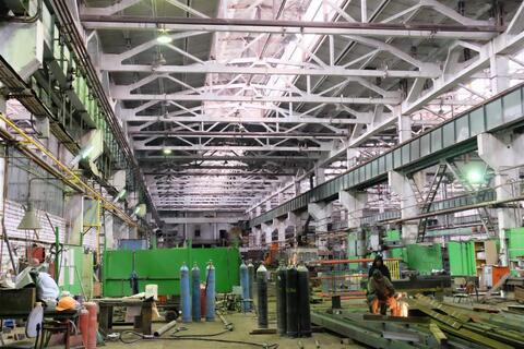 Производственно-складское здание 18500 кв.м. - Фото 1