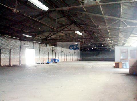 Неотапливаемый капитальный склад 1260,1 кв.м. в Аксайском районе - Фото 2