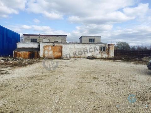 Продам здание с земельным участком 1 Га - Фото 1