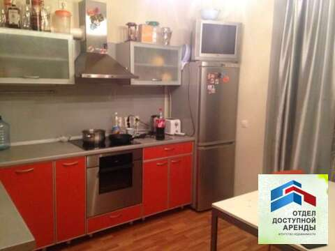 Квартира ул. Блюхера 71б - Фото 1