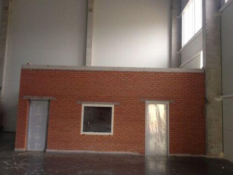 Сдам складское помещение 1900 кв.м, м. Девяткино - Фото 4