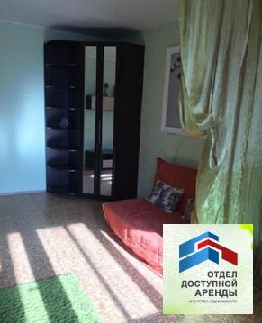 14 000 Руб., 1-комнатная в отличном состоянии, Аренда квартир в Новосибирске, ID объекта - 327126169 - Фото 1