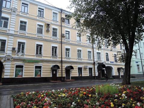 Патриаршие пруды, м. Пушкинская, Сытинский туп, 125 кв.м, 3 спальни - Фото 1
