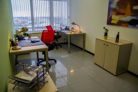 Сдается офис в БЦ Новомосковский . 17,8 кв.м. - Фото 1