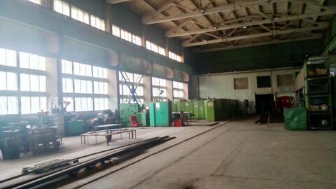 Аренда.производственные помещения.1200кв.м.цех - Фото 1