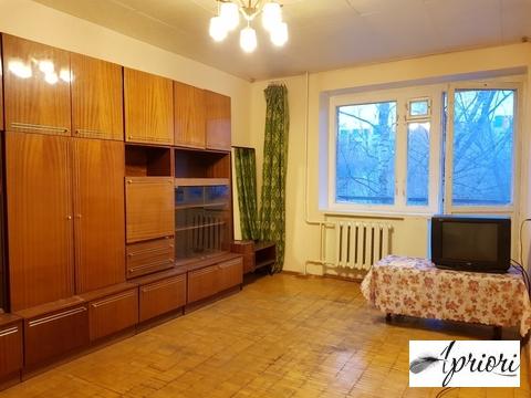 Сдается 1 комнатная квартира г. Щелково ул. Краснознаменская д.12 - Фото 1