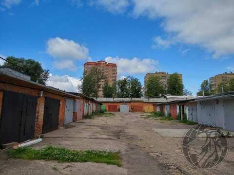 Гараж с увеличенной высотой ворот г. Подольск, Октябрьский проспект. - Фото 2