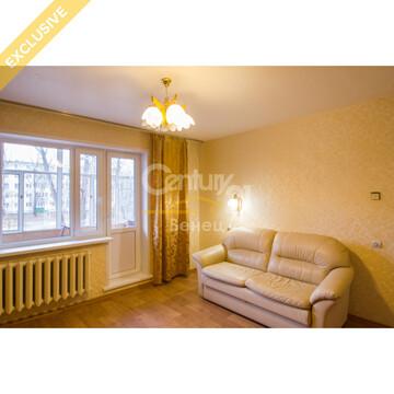 Продается 2-х комнатная квартира по адресу проезд Сиреневый 13 - Фото 1