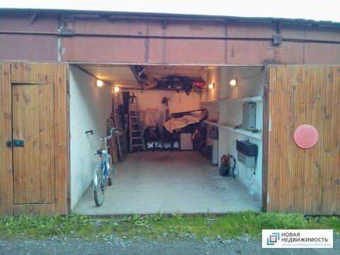 Продажа гаража Глухарская 8 - Фото 1