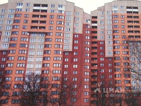 Аренда квартиры, м. Октябрьское поле, Генерала Карбышева б-р. - Фото 1