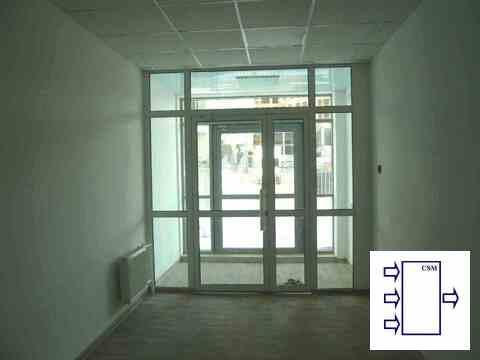 Уфа. Офисное помещение в аренду ул.Окт.революции 23а, площ.185 кв. м. - Фото 3