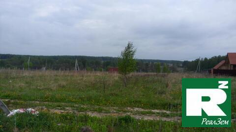 Продается участок 8 соток в Калужской области Жуковском районе деревне - Фото 1