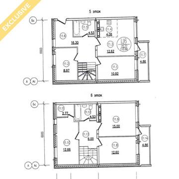 Продажа 4-к квартиры на 5/6 этаже на ул. Машезерская, д. 36 - Фото 2
