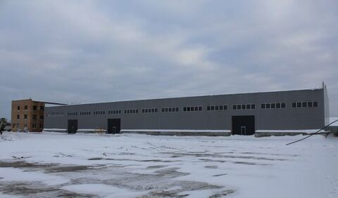 Продажа склада, Тюмень, Производственная - Фото 1