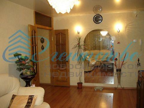 Продажа квартиры, Новосибирск, м. Гагаринская, Ул. Рельсовая - Фото 1