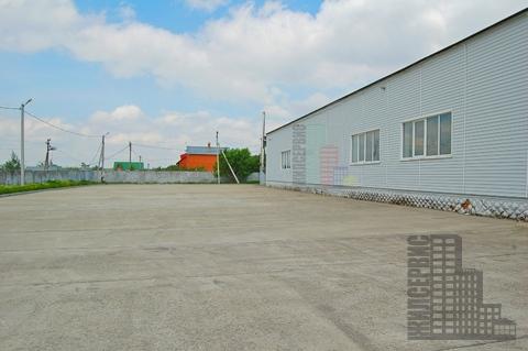 Складской комплекс 1100м, участок 7520м, Домодедово, мкр.Белые Столбы - Фото 5