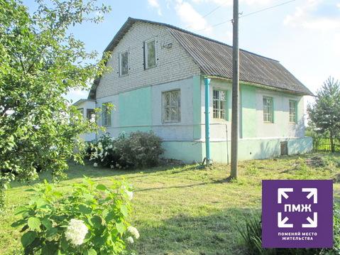 Продам дом в д. Быстрой (Салтыки, Добрый) - Фото 3