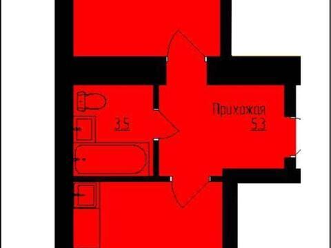 2 400 000 Руб., Продажа однокомнатной квартиры в новостройке на Красноармейской улице, ., Купить квартиру в Благовещенске по недорогой цене, ID объекта - 319714776 - Фото 1