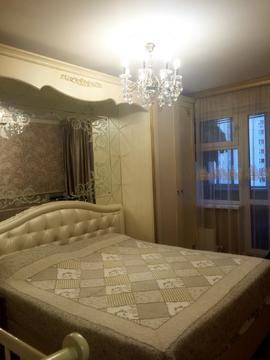 3-комнатная квартира в ЖК Заповедный уголок с мебелью и евро-ремонтом - Фото 4