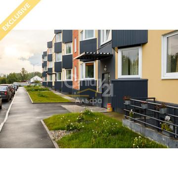 Предлагается к продаже 2-комнатная квартира по ул. Муезерской, 92б, Купить квартиру в Петрозаводске по недорогой цене, ID объекта - 321919005 - Фото 1