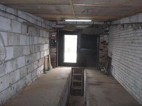 Продается кирпичный, большой гараж в районе Молокозавода, город Алекса - Фото 5