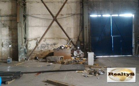 Производственное помещение 1380м2 кран-балка 10тонн - Фото 4
