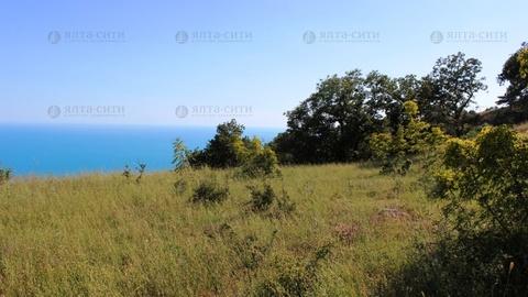 Продается видовой участок 10 соток в Алупке - Фото 3