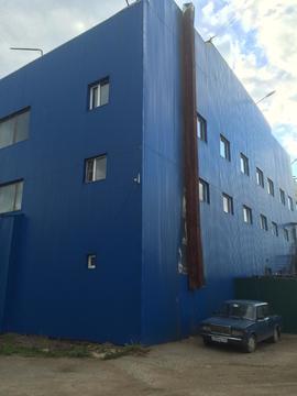 Сдам производственно-складской комплекс 2100 кв.м. - Фото 2