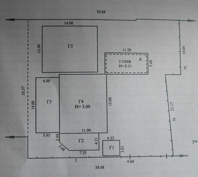 Участок с домом, теплицами и хоз постройками - Фото 2