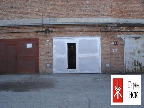 Продам капитальный гараж, ГСК Автоклуб № 34. Шлюз, за жби - Фото 1