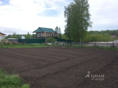 Участок в Новосибирская область, Бердск Слава садовое товарищество, . - Фото 1