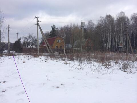 Участок в шаговой доступности от города Обнинск - Фото 4